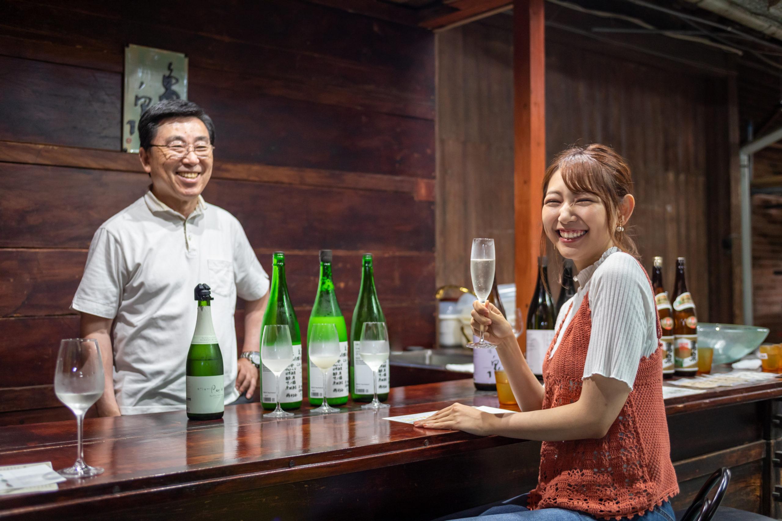 魚介、日本酒、鰹節!おいしい食材の裏側を一挙にご紹介